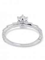 morden special six prong solitaire engagement ring (4)