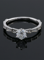 morden special six prong solitaire engagement ring (5)
