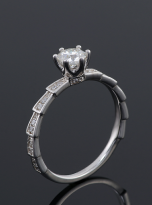 morden special six prong solitaire engagement ring (6)