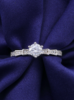 morden special six prong solitaire engagement ring (7)